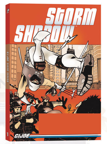 Image: G.I. Joe: Storm Shadow Vol. 01 - Solo SC  - Devil's Due Publishing