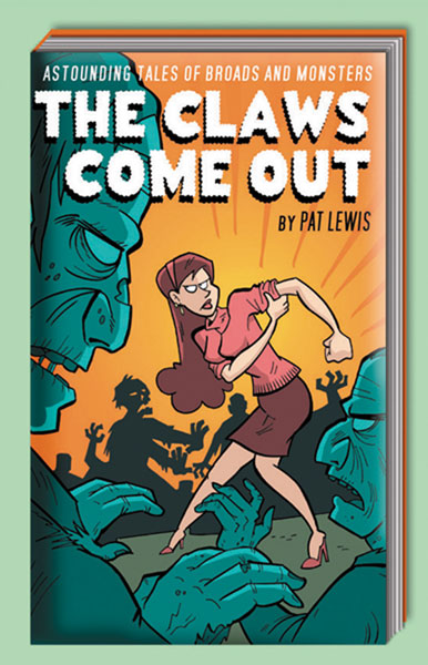 Image: Claws Come Out HC  - IDW Publishing