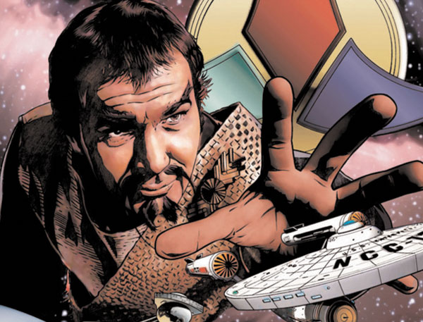 Image: Star Trek: Klingons - Blood Will Tell SC  - IDW Publishing