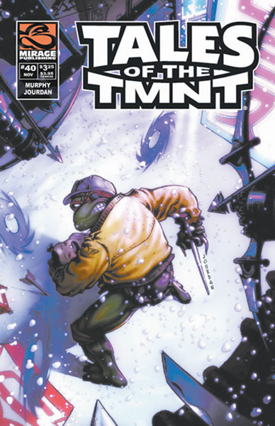 Image: Tales of the T.M.N.T. Original Vol. 01 Series Treasury Edition SC  - Mirage Studios