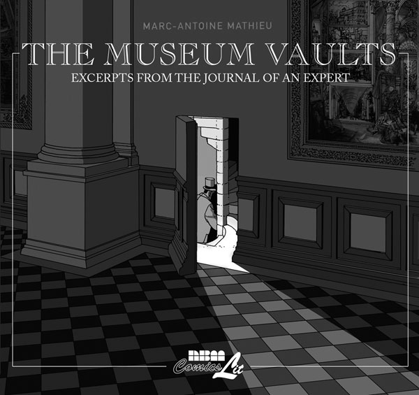 Image: Museum Vaults: Excerpts from the Journal of An Expert SC  - NBM