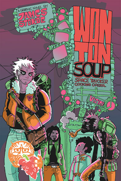 Image: Wonton Soup Vol. 01 SC  - Oni Press Inc.