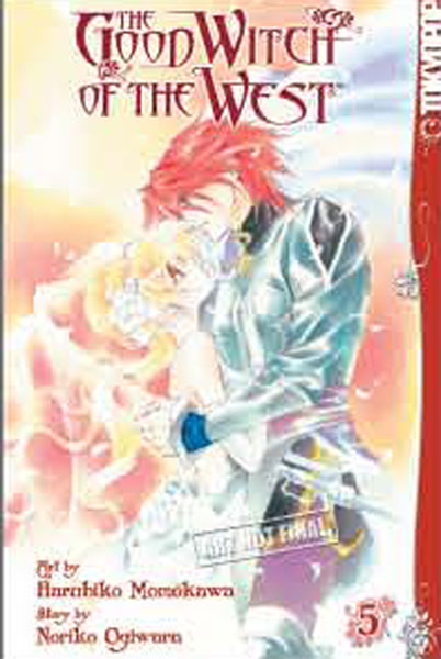 Image: Good Witch of the West Vol. 05 SC  - Tokyopop