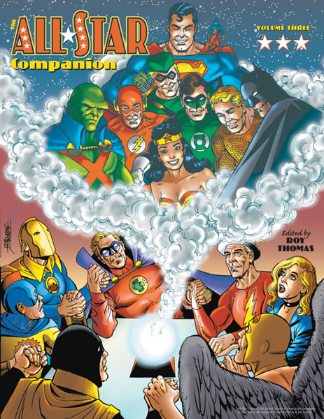 Image: All-Star Companion Vol. 03 SC  - Twomorrows Publishing