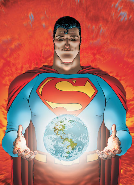 Image: All Star Superman #10 - DC Comics