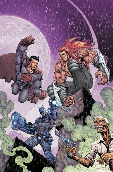 Image: Countdown Presents: Lord Havok and the Extremists #3 - DC Comics