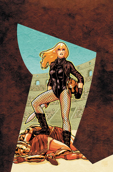 Image: Green Arrow / Black Canary #3 - DC Comics