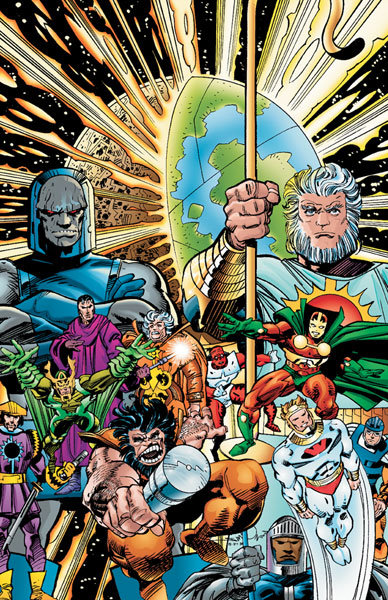Image: Tales of the New Gods SC  - DC Comics