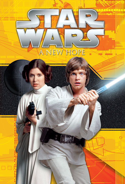 Image: Star Wars: Episode IV - A New Hope Photo Comic SC  - Dark Horse