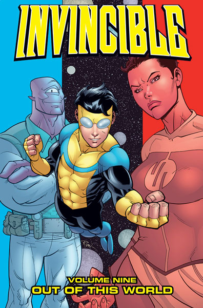 Image: Invincible Vol. 09: Out of This World SC  - Image Comics