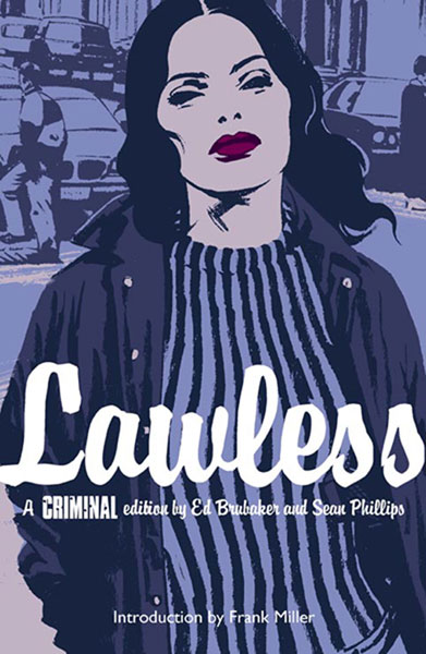 Image: Lawless - A Criminal Edition SC  - Marvel Comics