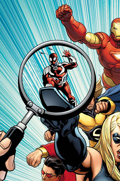 Image: Irredeemable Ant-Man Vol. 02: Small-Minded  (digest) - Marvel Comics