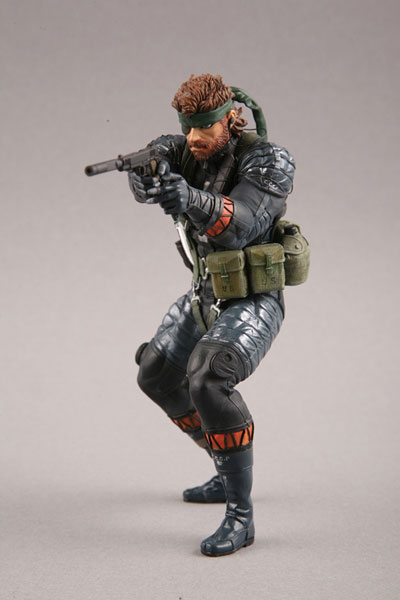 Image: Ultra Detail Figure: Snake: MGS3 Metal Gear Solid Action Figure  -
