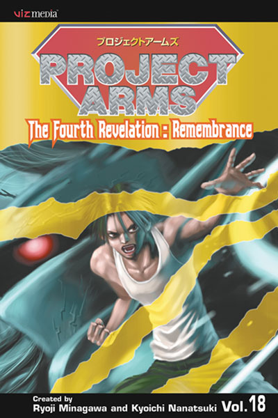 Image: Project Arms Vol. 18 SC  - Viz Media LLC