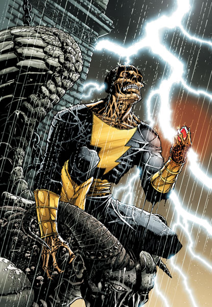 Image: Black Adam: The Dark Age #6 - DC Comics