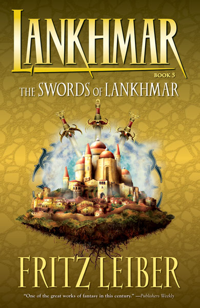 Image: Lankhmar Book 05: Swords of Lankhmar SC  - Dark Horse