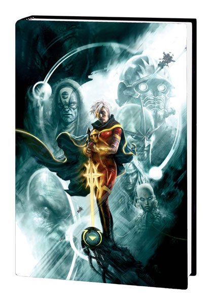 Image: Annihilation: Conquest Book 01 HC  - Marvel Comics