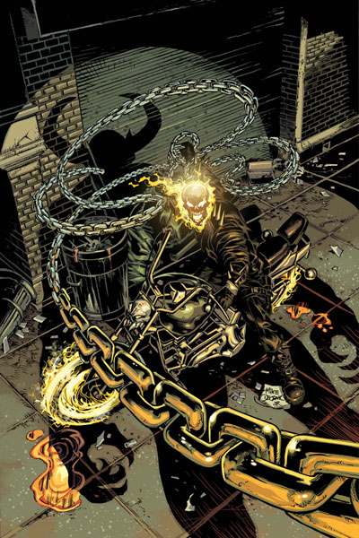 Image: Ghost Rider #19 - Marvel Comics