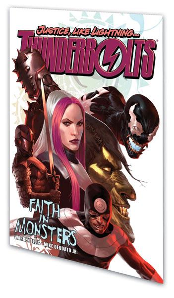 Image: Thunderbolts Vol. 01: Faith in Monsters SC  - Marvel Comics