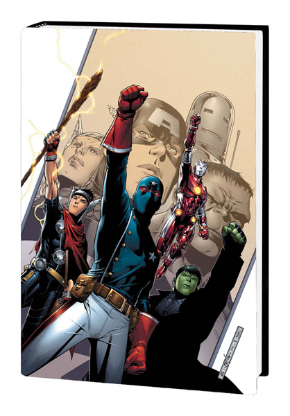 Image: Young Avengers HC  - Marvel Comics