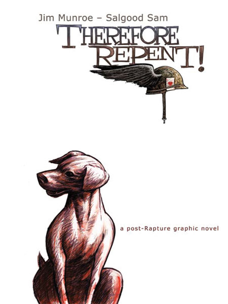 Image: Therefore Repent! SC  - IDW Publishing