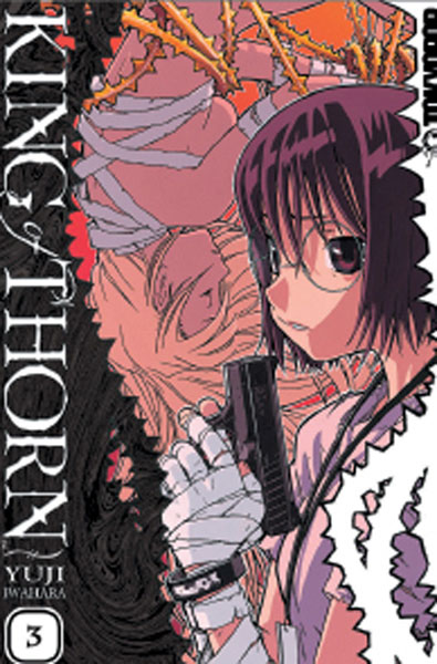 Image: King of Thorn Vol. 03 GN  - Tokyopop