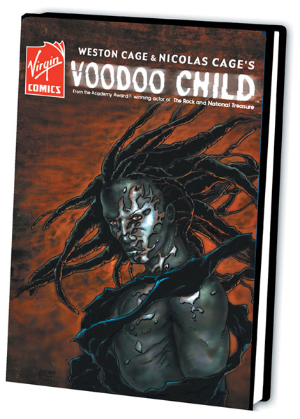 Image: Voodoo Child Vol. 01 SC  - Virgin Comics LLC