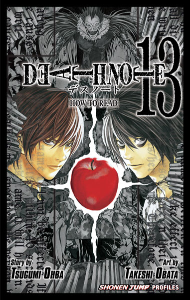 Image: Death Note: How to Read 13 SC  - Viz Media LLC