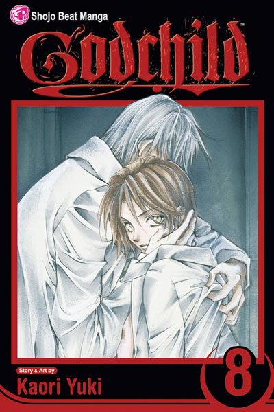 Image: Godchild Vol. 08 SC  - Viz Media LLC