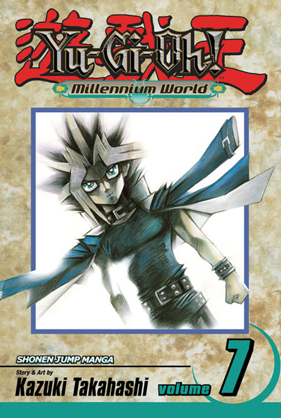 Image: Yu-Gi-Oh!: Millennium World Vol. 07 SC  - Viz Media LLC
