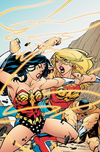 Image: Wonder Girl #6 - DC Comics