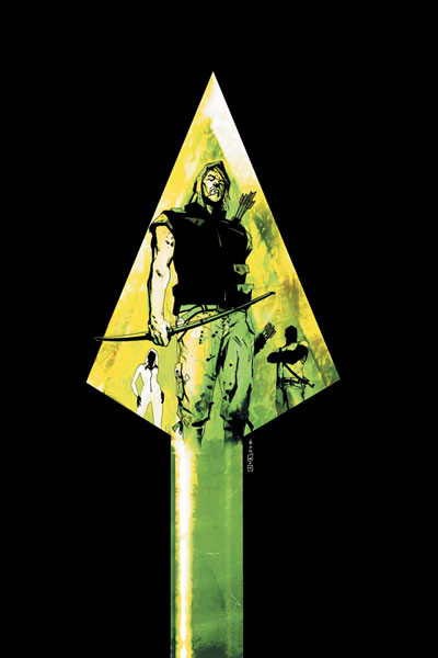 Image: Green Arrow: Year One HC  - DC Comics