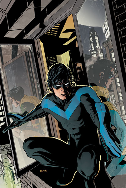 Image: Nightwing: The Lost Year SC  - DC Comics