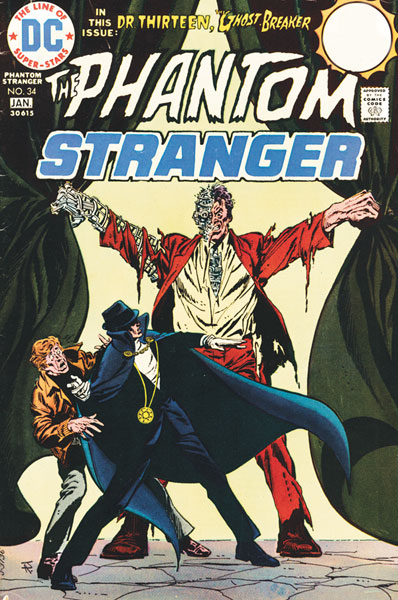 Showcase Presents The Phantom Stranger