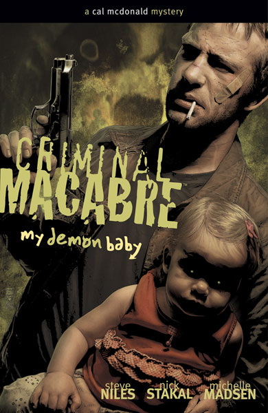 Image: Criminal Macabre Vol. 05: My Demon Baby SC  - Dark Horse