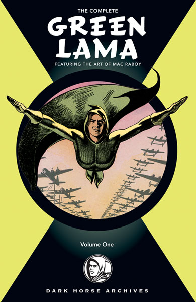 Image: Green Lama Featuring Art of Mac Raboy Vol. 01 HC  - Dark Horse