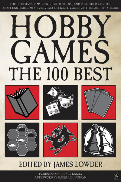 Image: Hobby Games: The 100 Best  -