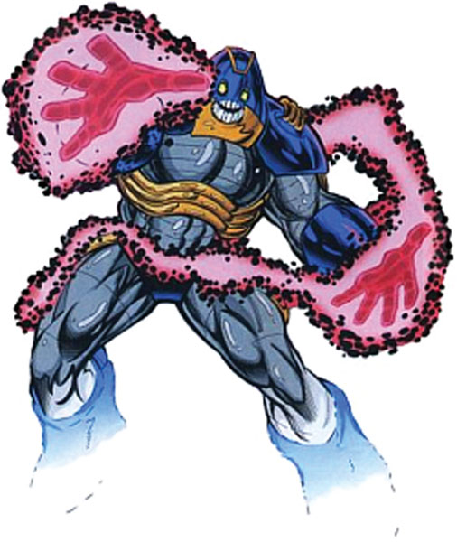 Image: DC Heroclix Game Anti-Monitor Action Pack  -
