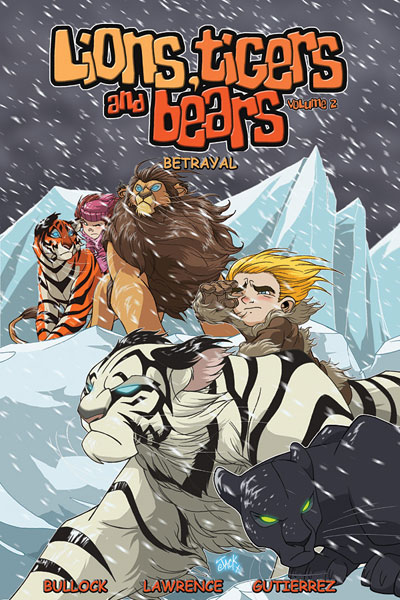 Image: Lions, Tigers & Bears Vol. 02 SC  - Image Comics