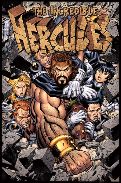 Image: Incredible Hercules #114 - Marvel Comics