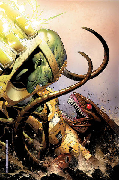 Image: World War Hulk: Aftersmash Warbound #3