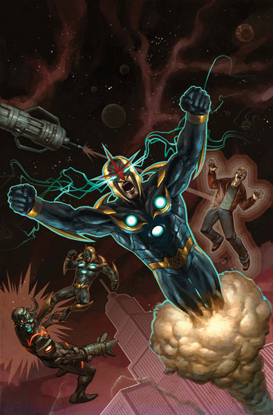Image: Nova Annual #1 - Marvel Comics