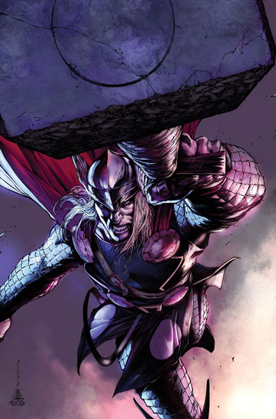 Image: Thor #7 (Olivier Coipel Cover) - Marvel Comics