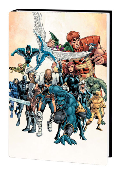 Image: Official Handbook of the Marvel Universe A to Z Vol. 01 HC  - Marvel Comics