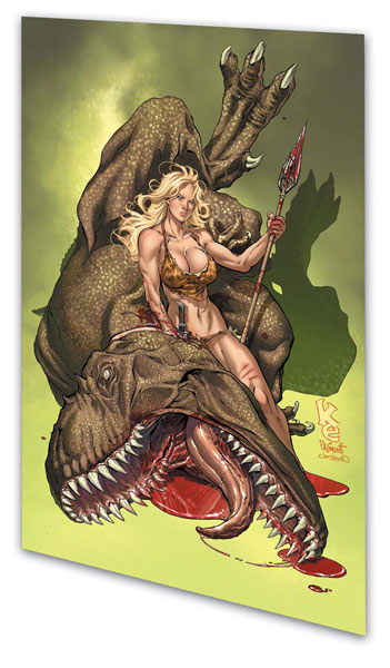 Image: Shanna, the She-Devil: Survival of the Fittest SC  - Marvel Comics