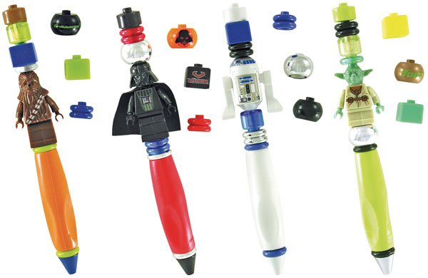 Image: Lego Star Wars Pen 24-Piece Assortment  -