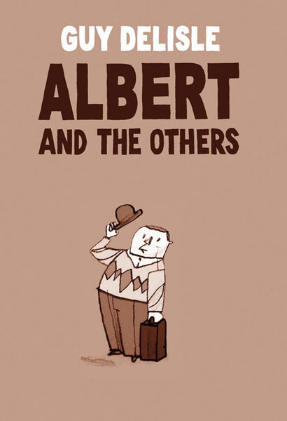 Image: Albert & the Others SC  - Drawn & Quarterly