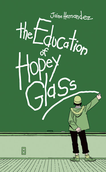 Image: Education of Hopey Glass HC  - Fantagraphics Books