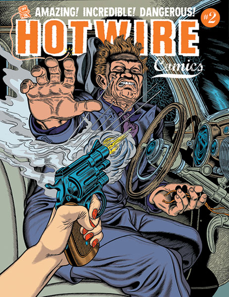 Image: Hotwire Comics Vol. 02 SC  - Fantagraphics Books