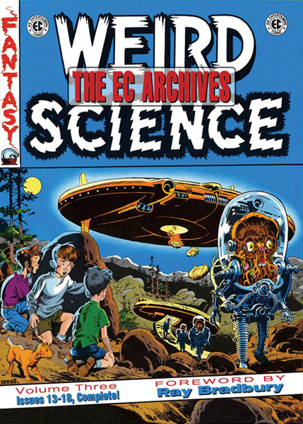 Image: EC Archives: Weird Science Vol. 03 HC  - Gemstone Publishing